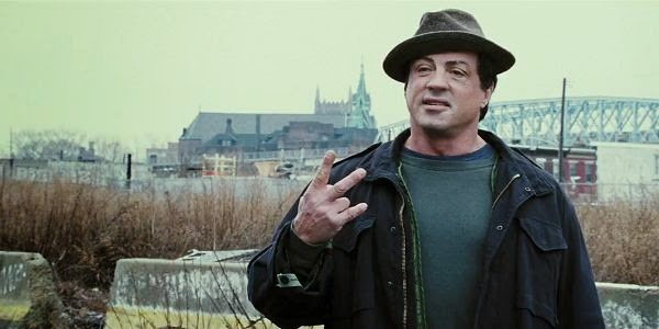 Screen Shot Of Hollywood Movie Rocky Balboa (2006) In Hindi English Full Movie Free Download And Watch Online at Alldownloads4u.Com
