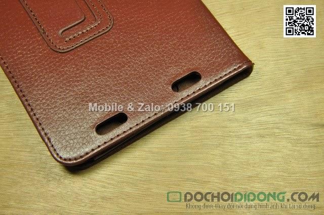 Bao da Lenovo A3000 da sần nhét trong