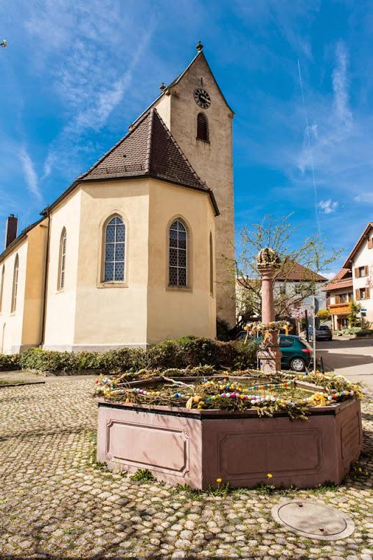 Kirche Feldberg