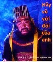 Ảnh comment facebook Diêm Vương