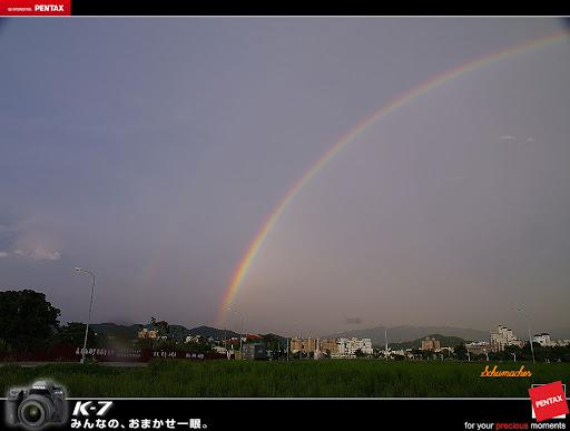 1000812彩虹