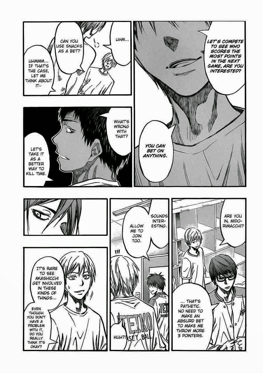 Kuroko no Basket Manga Chapter 224 - Image 07