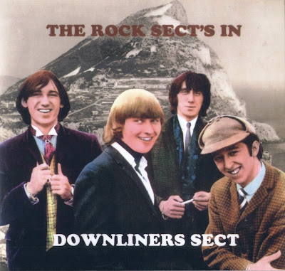 the Downliners Sect ~ 1966 ~ The Rock Sect's In!