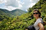 Banaue: sur la route de Poi-tan