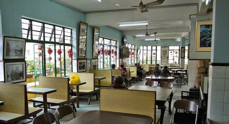 Casa de chá Long Wa