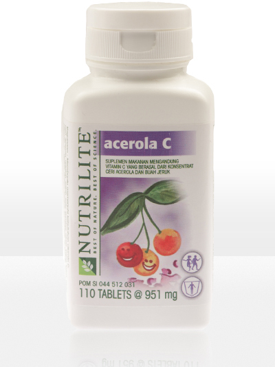 For Your Healthy Beauty Home Nutrilite Acerola C Kids
