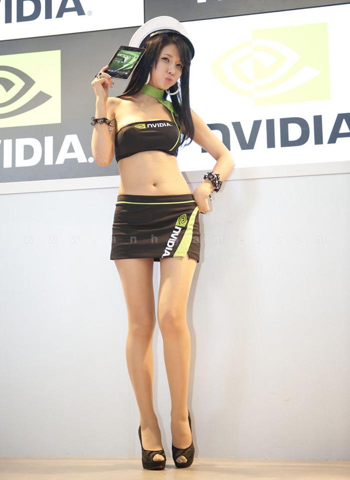 Showgirl G-star 2012: Cha Sun Hwa - Ảnh 63