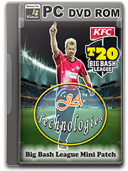 KFC Big Bash League Mini Patch