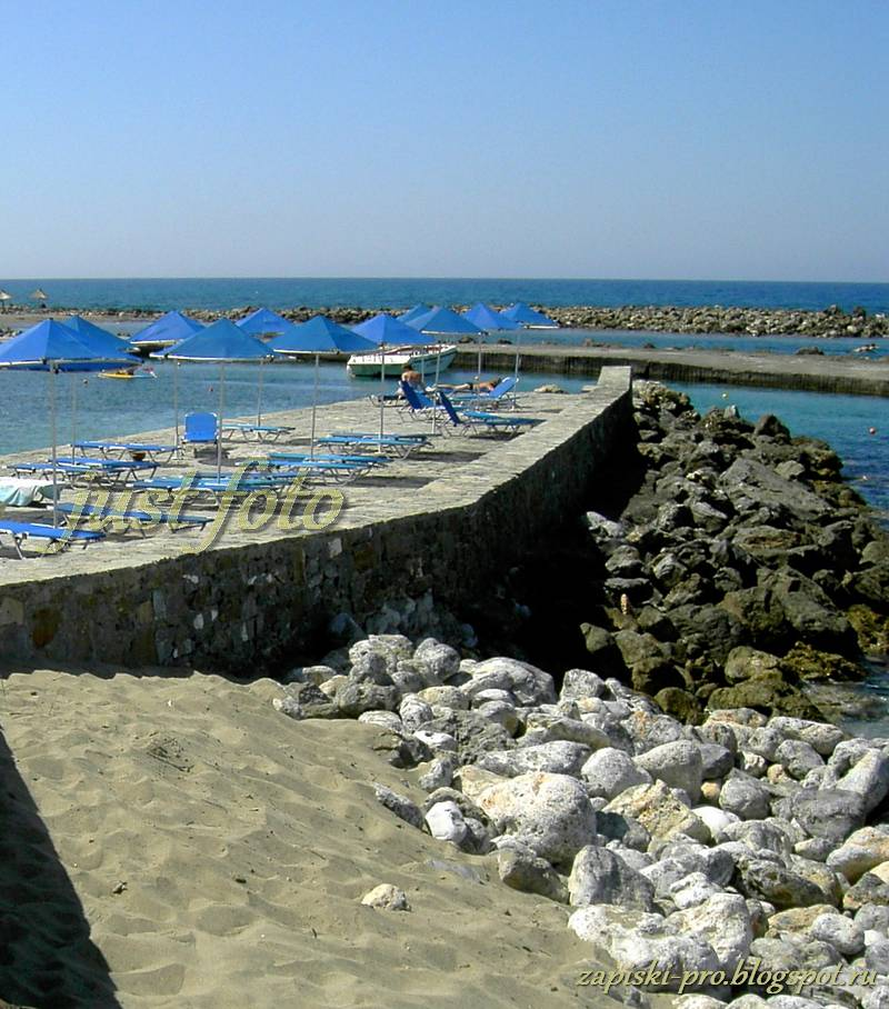 Пляжи Херсониссос