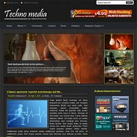 Technomedia wordpress theme