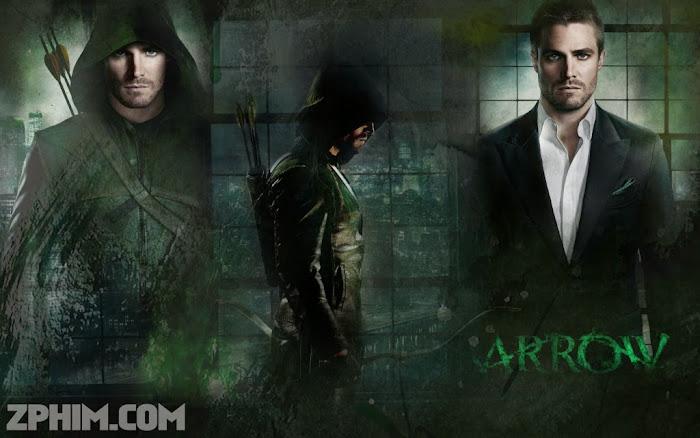 Ảnh trong phim Mũi Tên Xanh 1 - Arrow Season 1 1