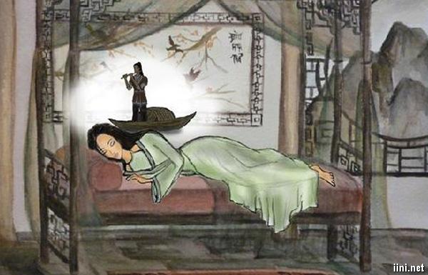 Thơ tình buồn Mỵ Nương - Trương Thi