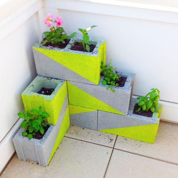 Decorar la terraza con una idea barata