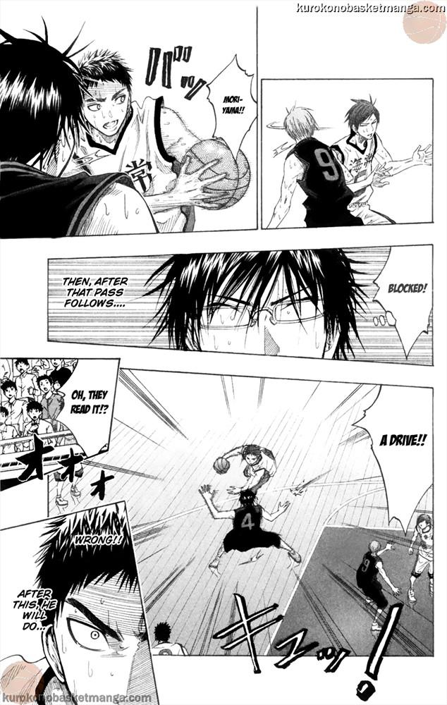 Kuroko no Basket Manga Chapter 65 - Image 13