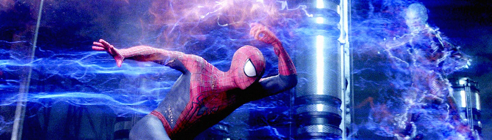 Baner filmu 'Niesamowity Spider-Man 2'