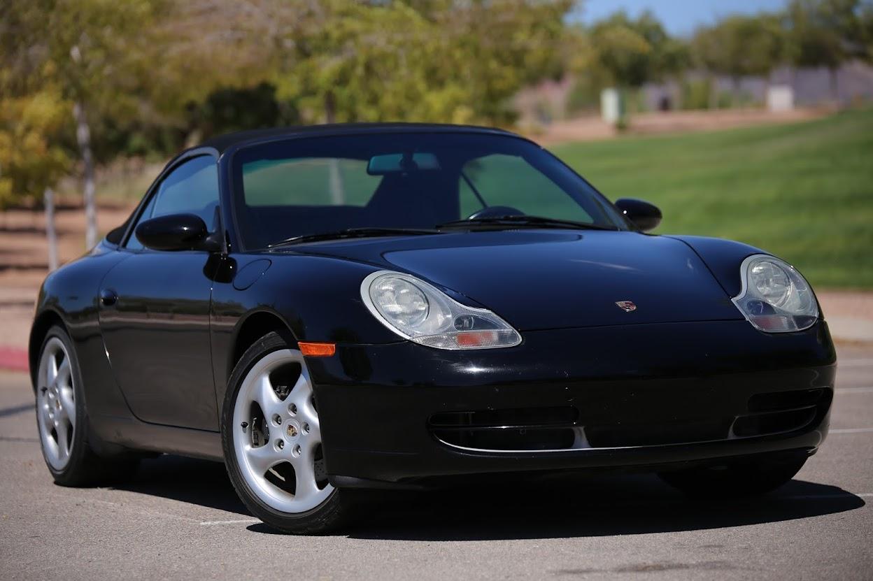 1999 porsche 911 carrera 2 cabriolet ebay. Black Bedroom Furniture Sets. Home Design Ideas