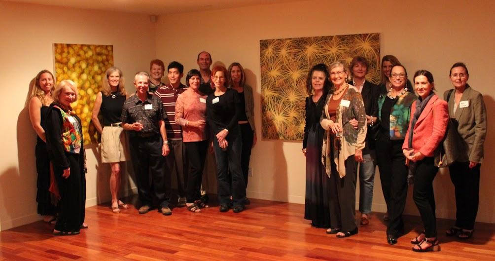 Victor Angelo Artists Paintings Studios Museum Of Art Tour Contemporary Art Council San Diego La Jolla California