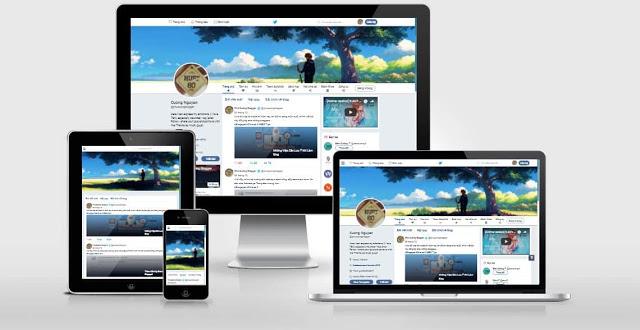 Hướng dẫn cài đặt template cho blogger