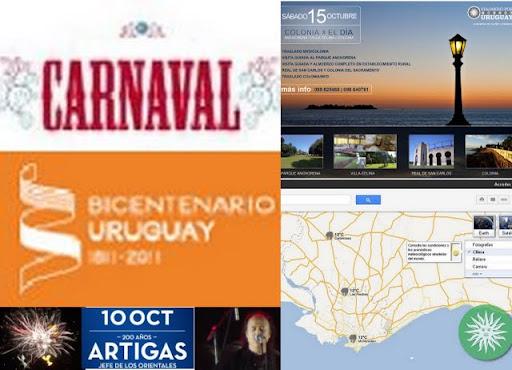 Resumen Setiembre 2011 en Viajando por Uruguay