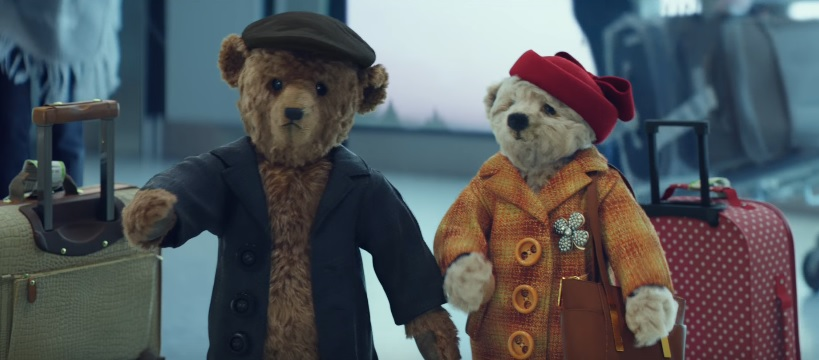 Heathrow Airport Coming Home for Christmas Advert Featuring Chas & Dave