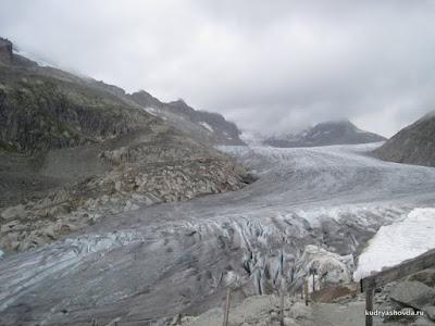 Ледник Рон