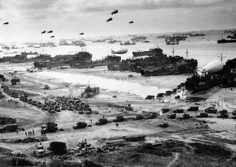 Curiosidades de la segunda guerra mundial