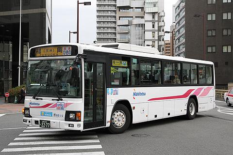 西日本鉄道「ひきの号」 8510