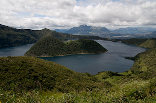 Reserva Ecológica Cotacachi Cayapas en Imbabura