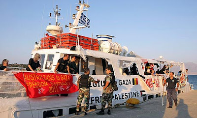 A Greek Tragedy: Seizing the Gaza Flotilla on Israels Orders