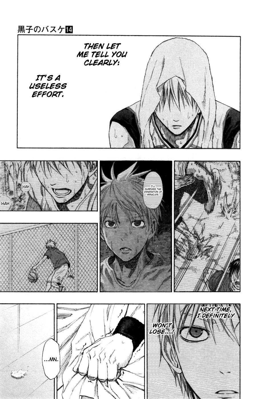 Kuroko no Basket Manga Chapter 120 - Image 17