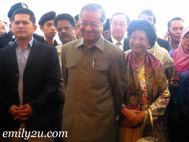 Executive Talk With YAB Tun Dr. Mahathir Mohamad