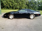 1984 PONTIAC TRANS AM BLACK T-TOPS 5SPEED V8 2D COUPE