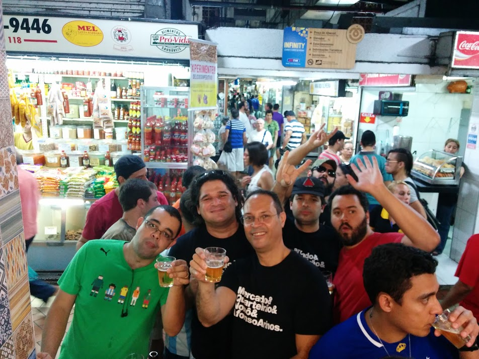 A Turma do Mercado