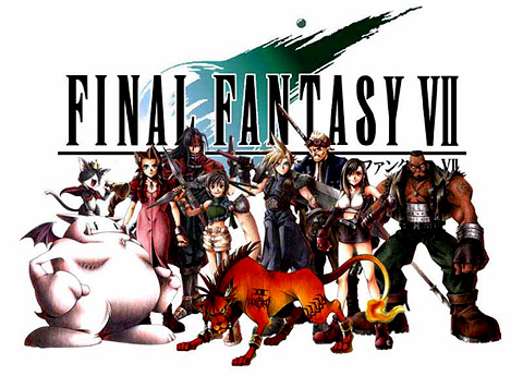 final fantasy VII, final fantasy VII game