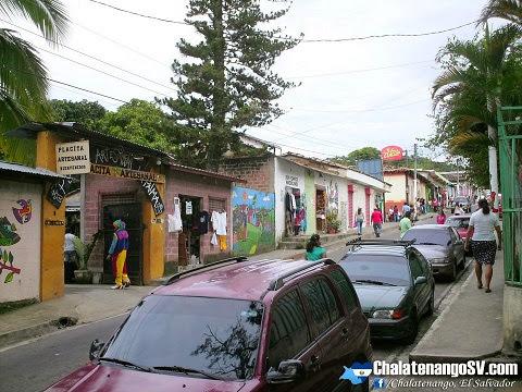 Placita Artesanal, un mercado de artesanías en La Palma.