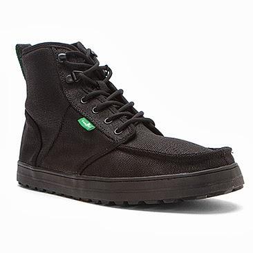 #SANUK 中筒靴SKYLINE:又輕又好穿還防撥水的上蠟靴! 2