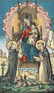 Resultado de imagem para nossa senhora do santo rosario sao domingos