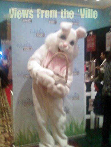 Hershey's Easter Bunny