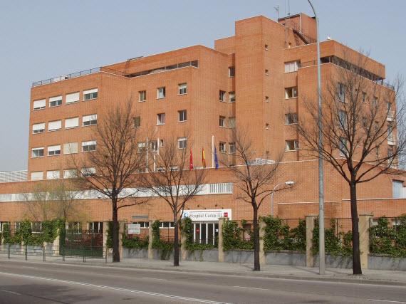 Obras de mejora en el complejo La Paz-Carlos III, referencia para ébola