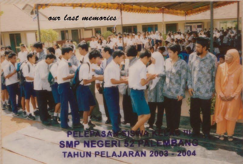 Acara Perpisahan Siswa TP.2003/3004