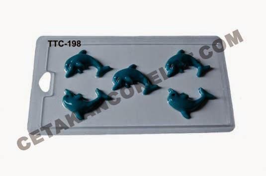 TTC198 Hewan Ikan Lumba-lumba