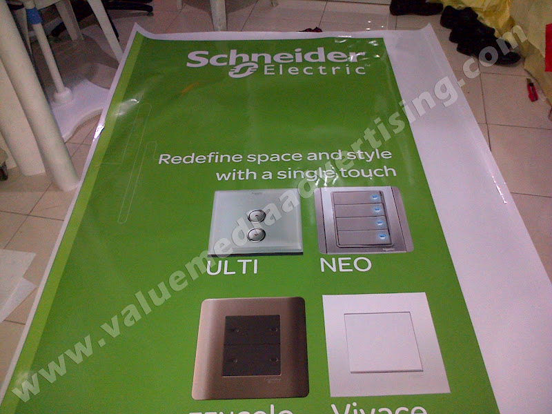 Digital Printing Schneider Electric