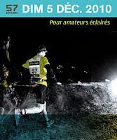 SaintéLyon 2010 - affiche