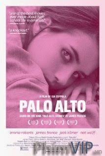 Chuyện Tình Học Đường - Paolo Alto poster