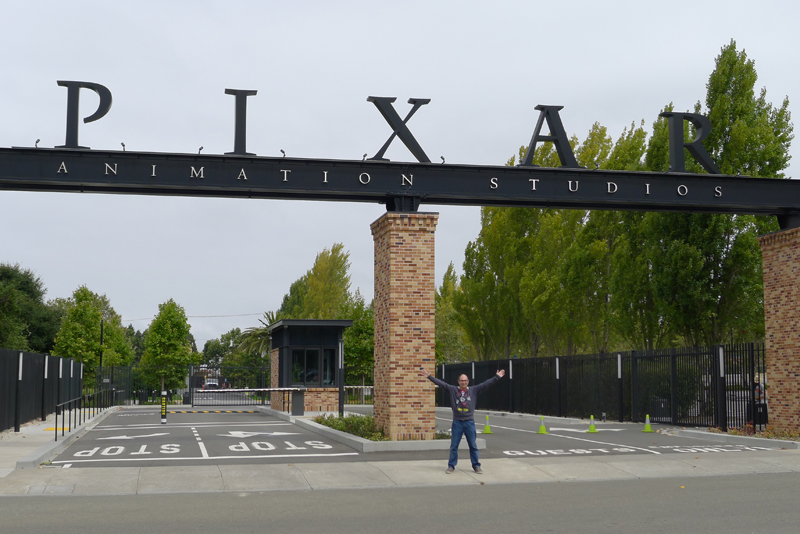 CALIFORNIA, Here We Goooooooooooo! (The End) DIA7_PIXAR
