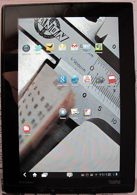 Click picture to see more images of ThinkPad Tablet in my Technology album