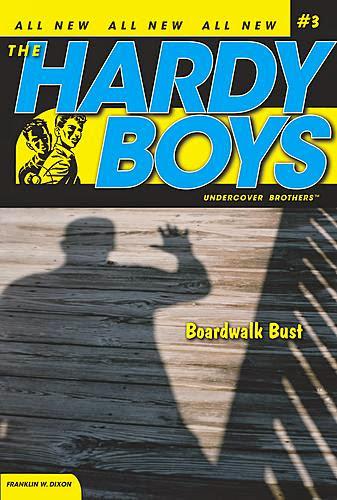 Boardwalk Bust cover