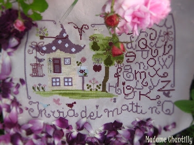 """In via dei Mattei"" Mme Chantilly Immagine+1313b"