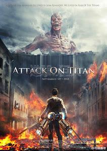 Tấn Công Người Khổng Lồ - Attack On Titan poster