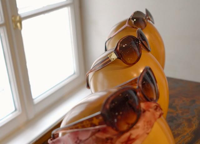 Louis Vuitton Summer 2013 sunglasses